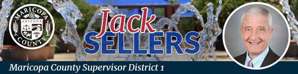 District 1 Supervisor, Jack Sellers