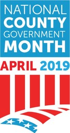 National County Government Month