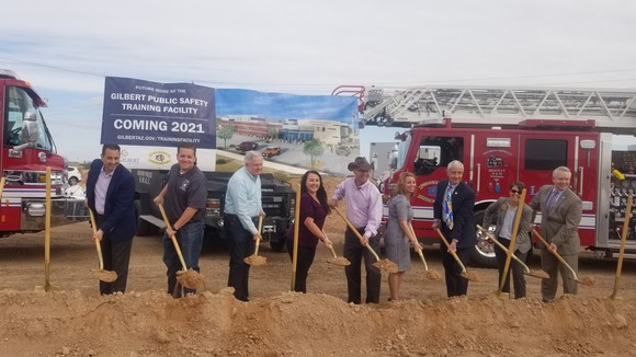 Gilbert Groundbreaking