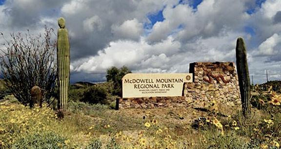 McDowell Regional Park