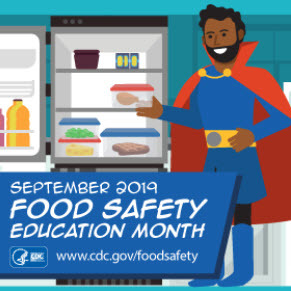 Food Safety Month - CDC