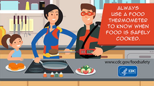 Food Safety Month (B)