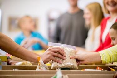 Food Volunteers