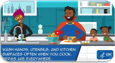 Food Safety Month - Video (A)