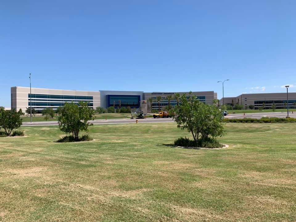 Northrop Grumman Facility in Park Place