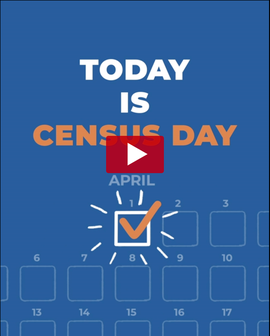 English Census Day Video
