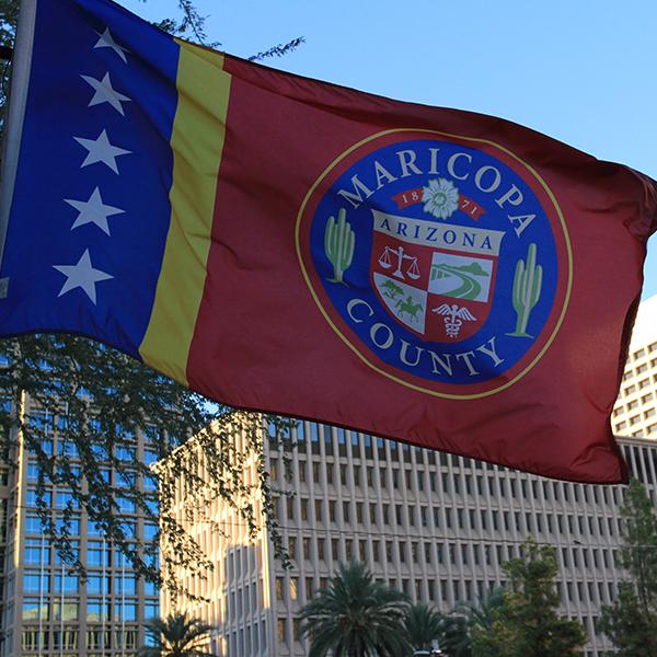 Maricopa Cunty Flag