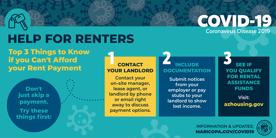 Help for Renters Twitter