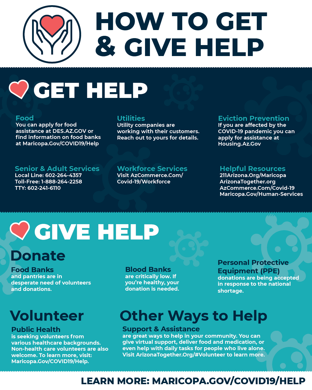 Get and Give Help