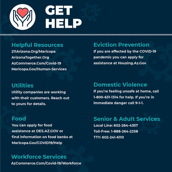 Get Help Graphic