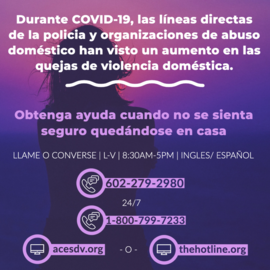 Domestic Violence Resources -SPA