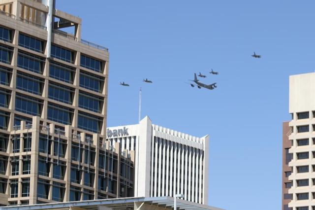 luke air force fly over