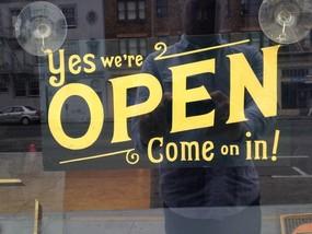 Rstaurant - Open