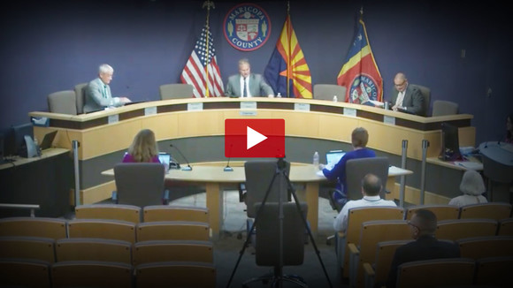 Board of Supervisor's Meeting Video