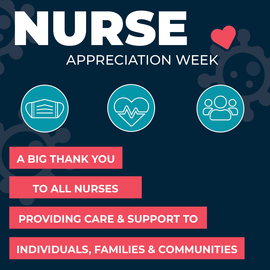 Nurse Appreciation Week - English