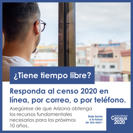 Respond to the 2020 Census- SPA