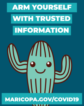 Arm Yourself with Trusted Information Graphic -ENG