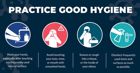 Practice Good Hygiene- ENG