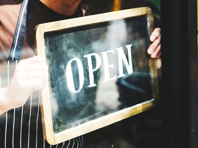 Business - Open