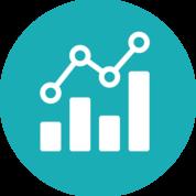trends, data, chart