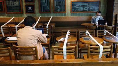 Restaurants - 6 feet