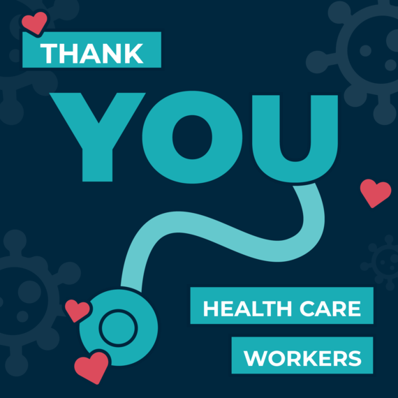 Thank You to All Health Care Workers