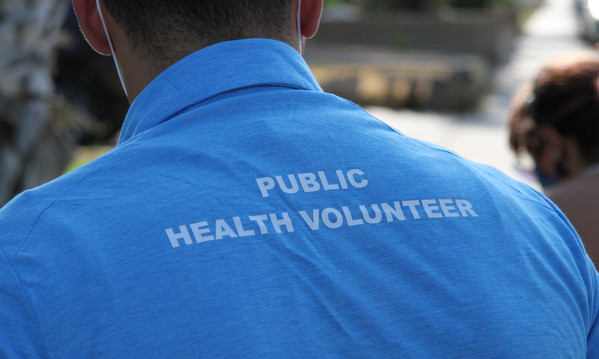 Serosurvey Volunteer