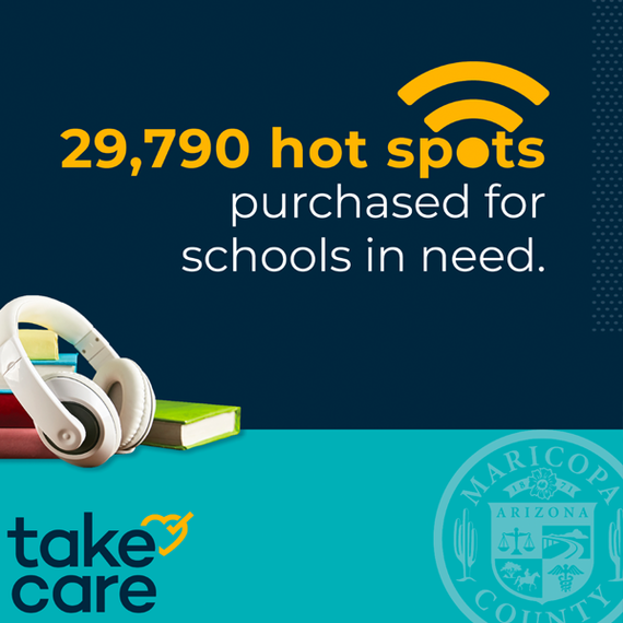 Hot Spot Support for Schools