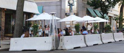 Restaurant - Extension of Premises