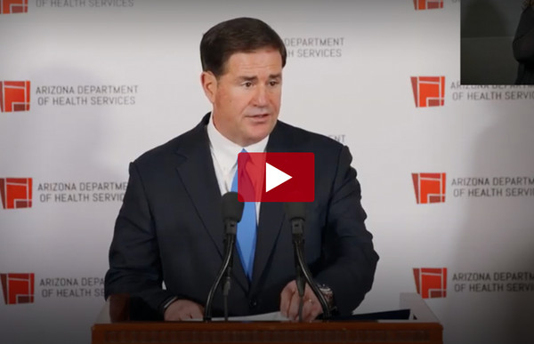 Gov. Ducey Press Conference