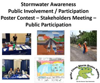 Stormwater Awareness - 2020