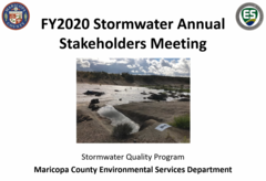 Stormwater FY 2020 Presentation pic