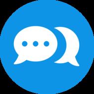 Survey, feedback, chat