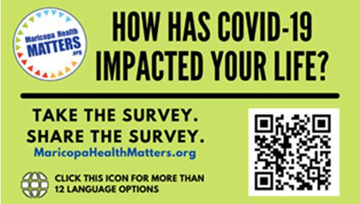 COVID-19 Survey (a)