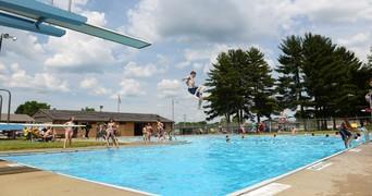 Swimming Pool - Public