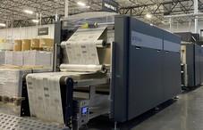 Runbeck printer printing ballots- Elections