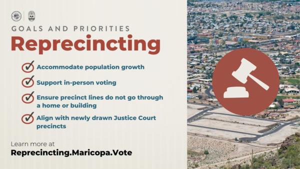 Vote on Reprecincting