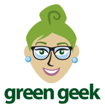 Green Geek logo