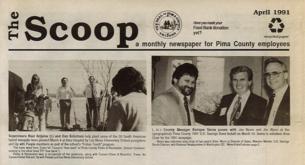 April 1991 The Scoop