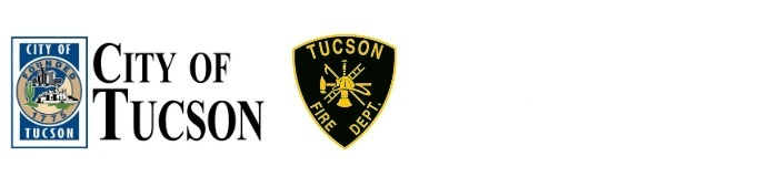 City of Tucson and Tucson Fire Department