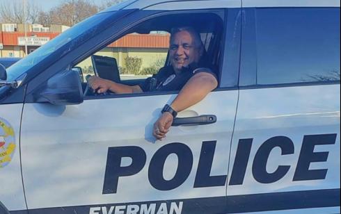 Officer Arango