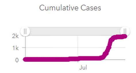 Cumulative Cases
