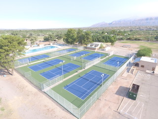 Fort Lowell Tennis After