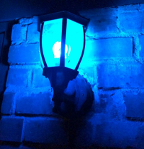 1.Blue Light