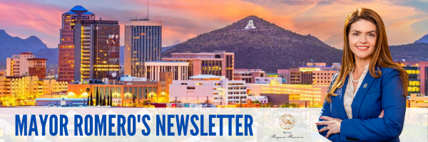HEADER Mayor Romero's Newsletter