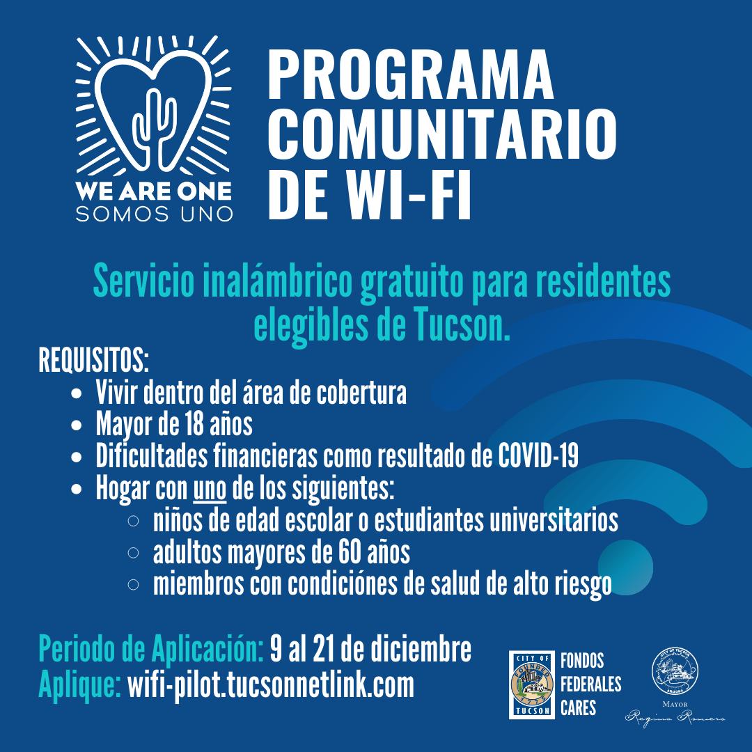 Wifi Spanish