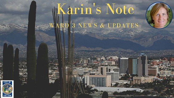 Karin's Newsletter Header