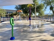 clements splash pad