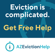 Eviction is Complicated Get Free Help Graphic