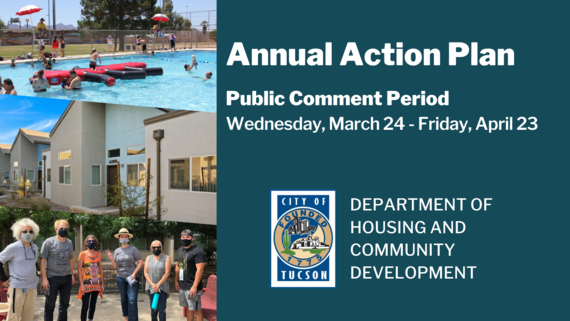Annual Action Plan Public Comment Period Flyer